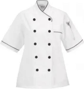 Womens Chef Uniform White