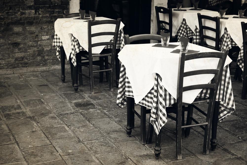 history of napkins