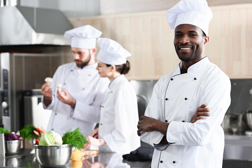 Chef Uniform Service