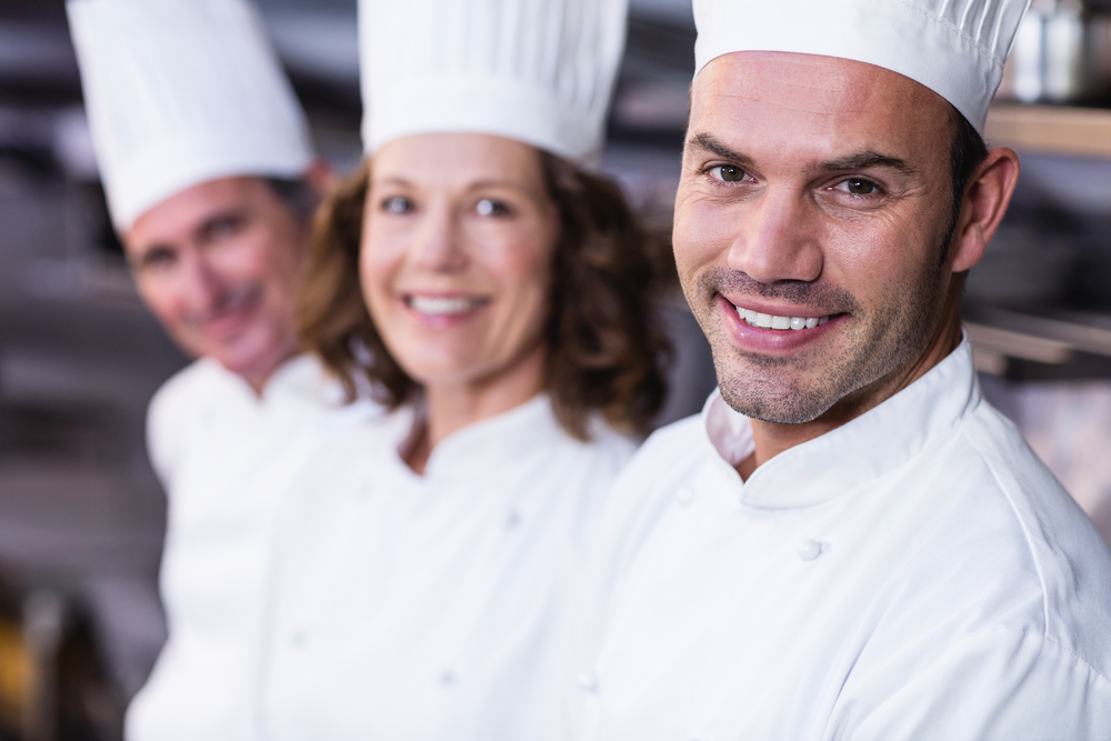 history of chef uniforms